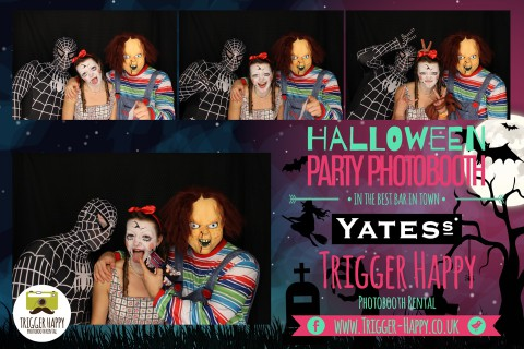 Yates Halloween Special